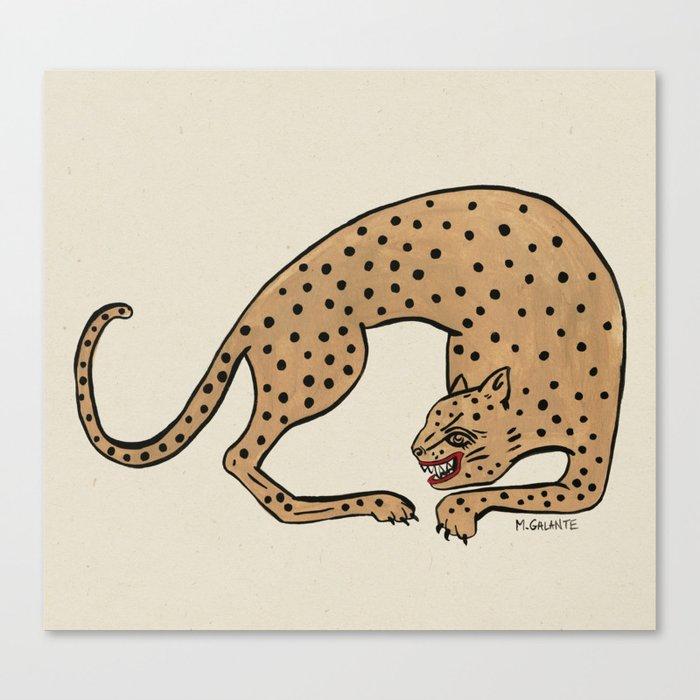 Cheetah Leinwanddruck
