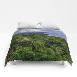 Villas Alturas Costa Rica View Comforters