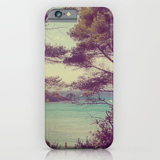 French Beach iPhone & iPod Case