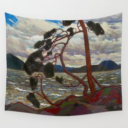 Tom Thomson - The West Wind Wall Tapestry