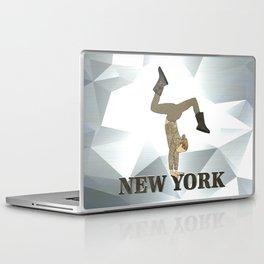 Gymnastics New York Laptop & iPad Skin