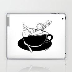 Cappuccino Bath Laptop & iPad Skin