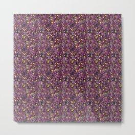 purple a daisy a day Metal Print