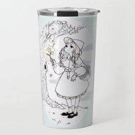 Acorn Witch Travel Mug