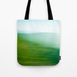 Mountains and Sea Tote Bag