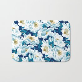 Mount Cook Lily (Night) Bath Mat