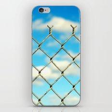 Boston Fence iPhone & iPod Skin