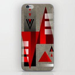 SUMMIT | red iPhone Skin