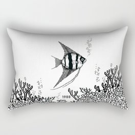 Angelfish Rectangular Pillow