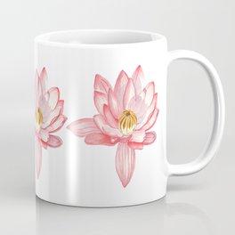 Floating Lotus Coffee Mug