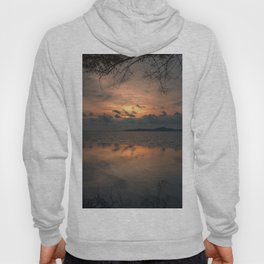 Sunset on the Gulf of Thailand Hoody