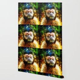 bored monkey wsstd Wallpaper