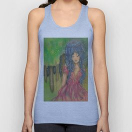 Lost and Lingering Unisex Tank Top