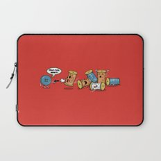 Who's Cute Now!? Laptop Sleeve