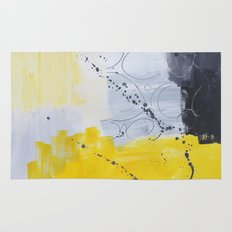 Abstract painting 3 Rug