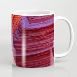 Elegant, Luxurious Sandstone Colors in Paria Wilderness Coffee Mug