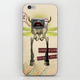 Omnivore iPhone Skin