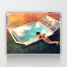 Sweet Vertigo Laptop & iPad Skin
