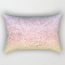 Summer Unicorn Girls Glitter #1 #shiny #pastel #decor #art #society6 Rectangular Pillow