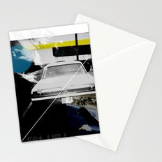 Random Collage #1 Stationery Cards