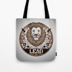Lead Tote Bag