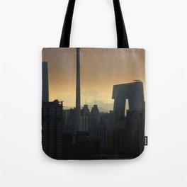 Western Sky, Beijing Tote Bag