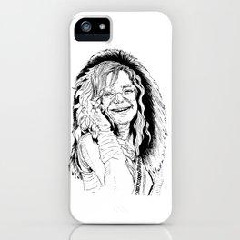 Little Girl Janis iPhone Case