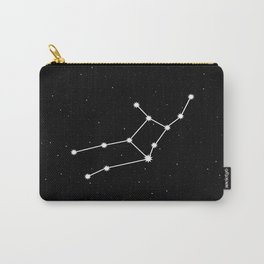 Virgo Star Sign Night Sky Carry-All Pouch