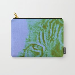 Truffle (Blue) Carry-All Pouch