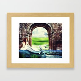 Beloved Bride Framed Art Print