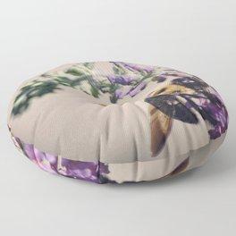 Bee-autiful Floor Pillow