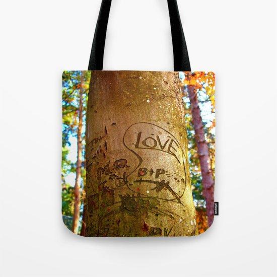 South park love Tote Bag