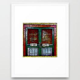 Rainbo Framed Art Print