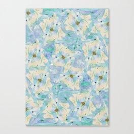 Summer Blossoms - YoungEun Kwon  Canvas Print