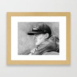 Jonathon Crawford Framed Art Print