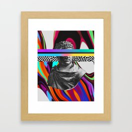 Fekobee Framed Art Print