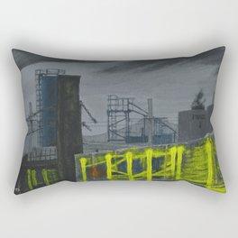 Lock Lane Rectangular Pillow
