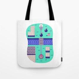 Overworld: Bomba Tote Bag