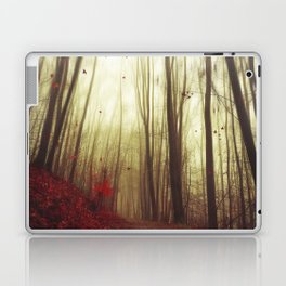 Leaf by Leaf Laptop & iPad Skin
