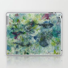Abstract No. 452 Laptop & iPad Skin