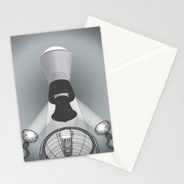 Light Illustration Stationery Cards