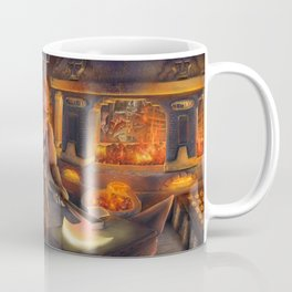At the Dwarven Forge Coffee Mug