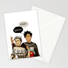 Hohoho? Stationery Cards