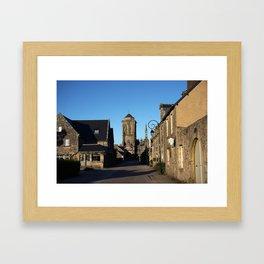 Locronan 10 Framed Art Print