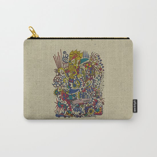 - romantic summer - Carry-All Pouch