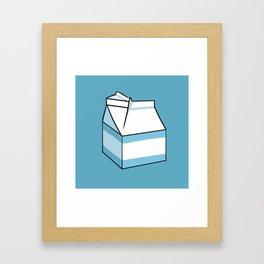 Carton  Framed Art Print
