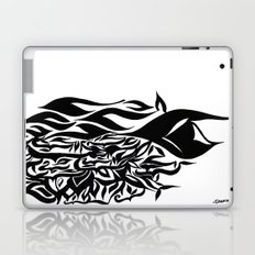 wave design 1.0 Laptop & iPad Skin