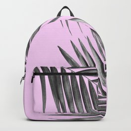 Watercolor tropical leaf VIII Backpack