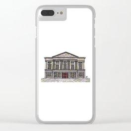 Shrewsbury Museum and Art Gallery, Original Clear iPhone Case