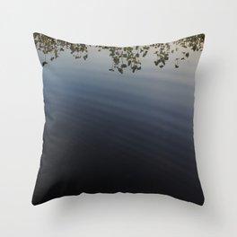Spadderdock Abyss Throw Pillow